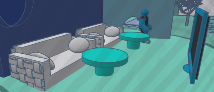 Step 5: Living Room/TV