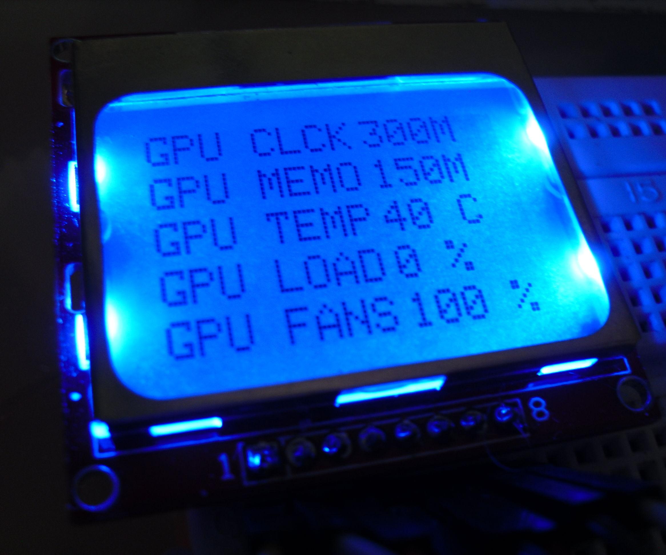 OPEN External Hardware Monitor