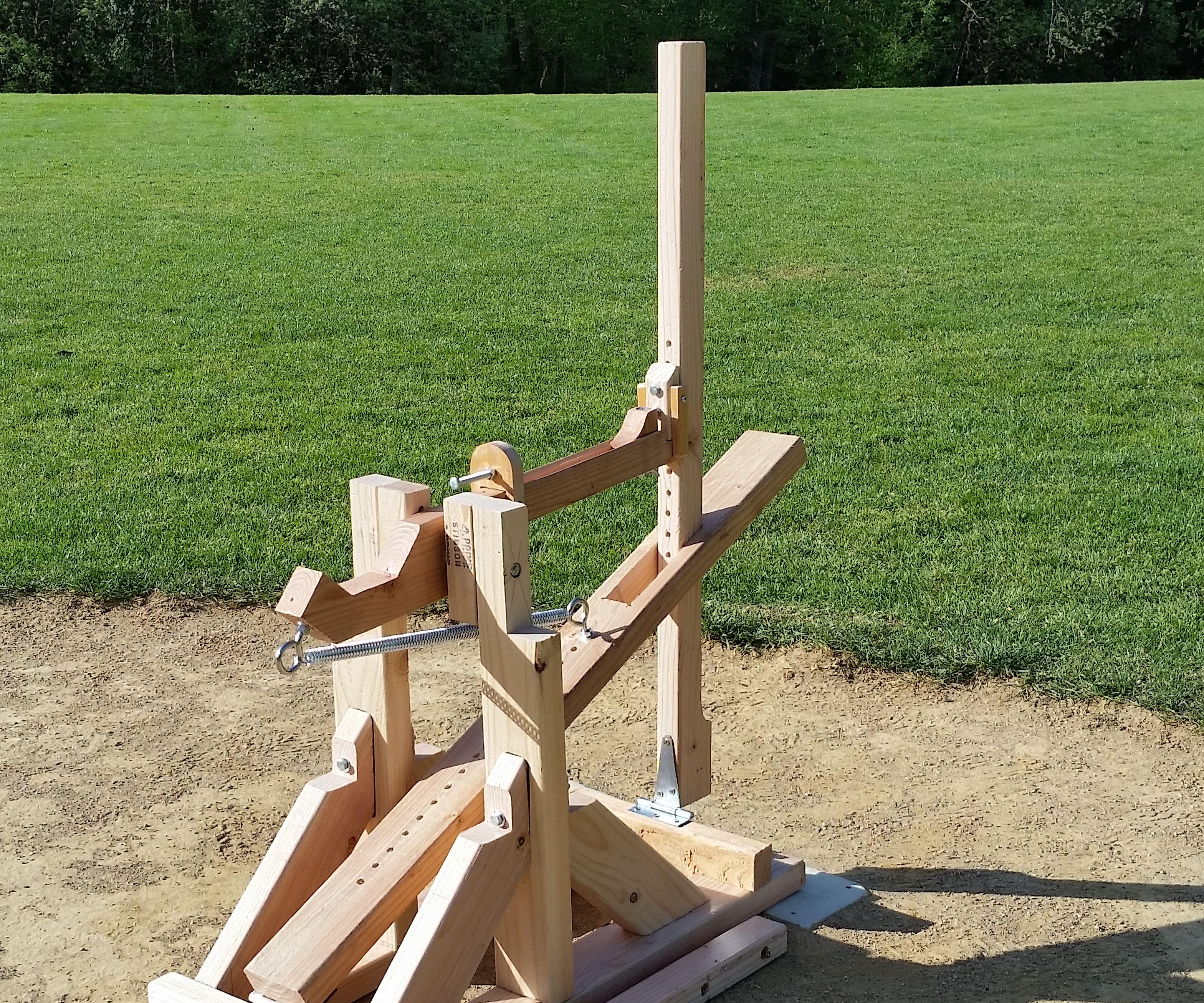 DIY Pitching Machine