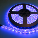 Control a LED light strip's color via an Arduino and an iPhone over BLE