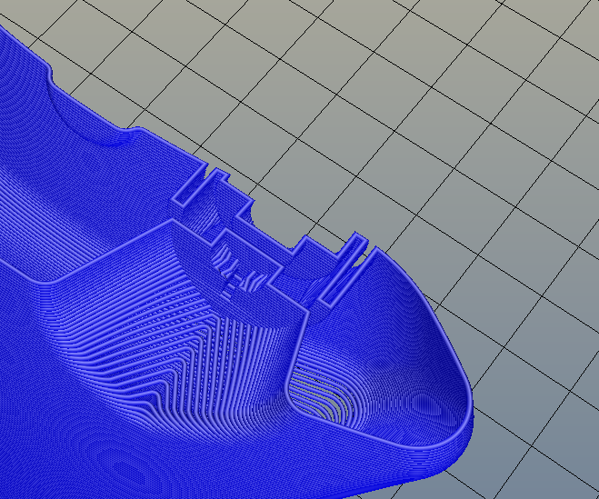 3d Print Vase Mode With Internal Structure