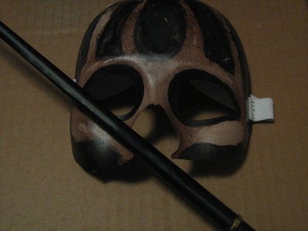 Goblet of Fire Death Eater Mask