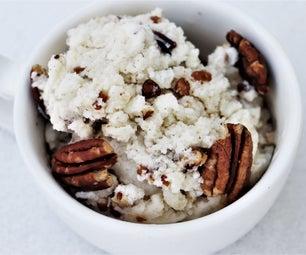 Maple Pecan Snow Cream