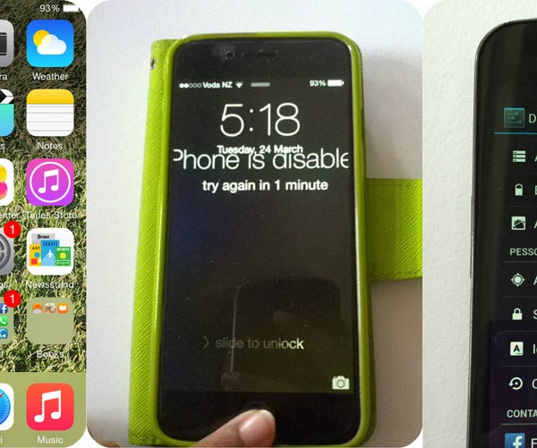 3 Easy Iphone/android Pranks