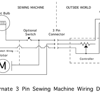 Sewing Machine Foot Pedal Wiring Diagram from content.instructables.com