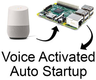 Hands Free Google Assistant for Raspberry Pi
