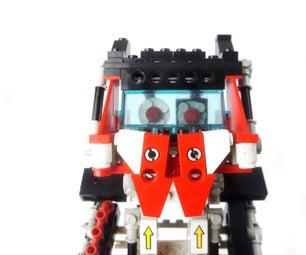 乐高附件:Robocat