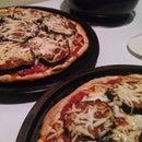 Hearty Eggplant Pizza