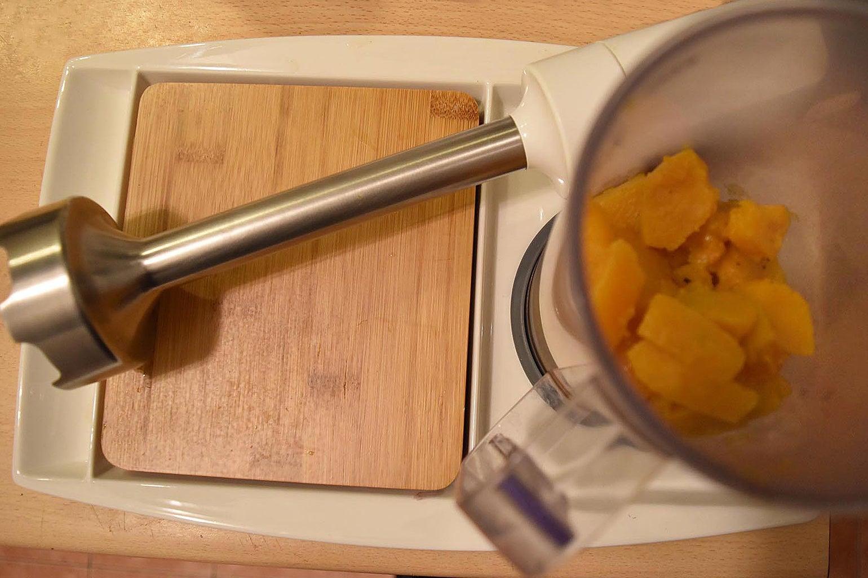 Pumpkin Filling for Ravioli