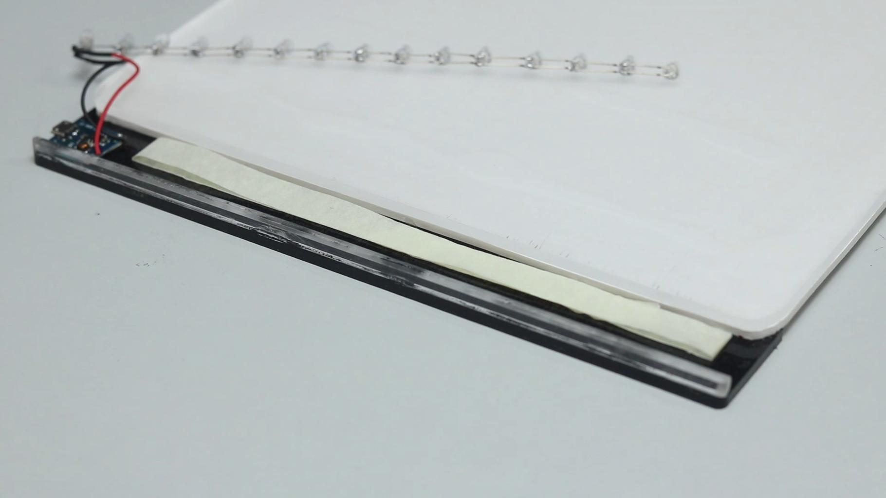 LED Panel Fitting