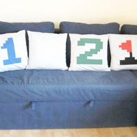 Surprising Minesweeper Pillows