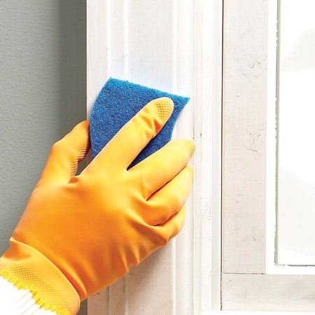 How to Clean Surfaces With TSP