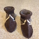 Upcycled Wool Slippers (and More!)