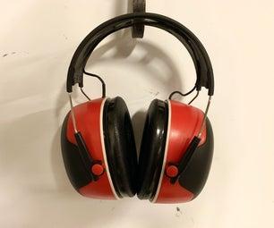 Converting Broken Beats Solo3 Headphones to Hearing Protection Wireless Headphones
