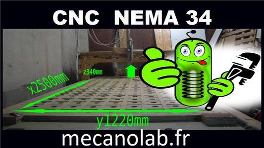 CNC Router Diy  (France)