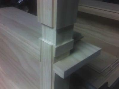 Build Shelves and Walls
