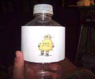 Powerade Bottle Piggy Bank