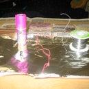 Thumb-Pop IR Battery Drainer!