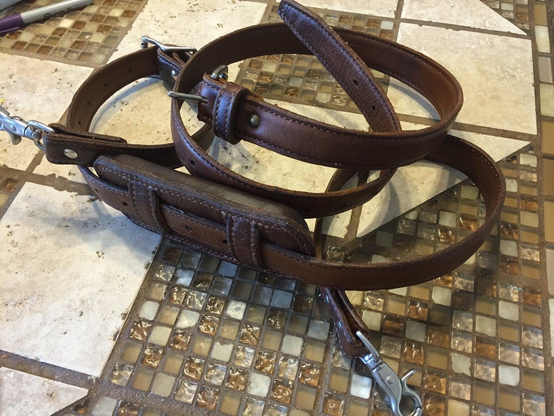 Belts & Shoulder Strap
