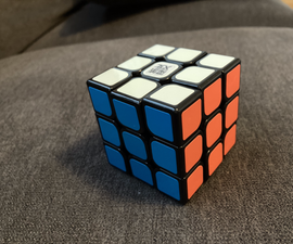 How to Solve a Rubik's Cube in Under One Minute