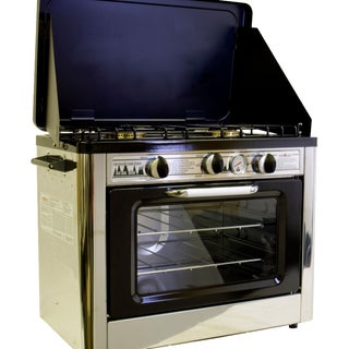 Camp Chef Propane Camp Oven and Stove $235.jpg
