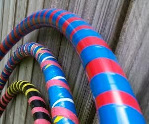 DIY PVC Pipe Hula Hoop