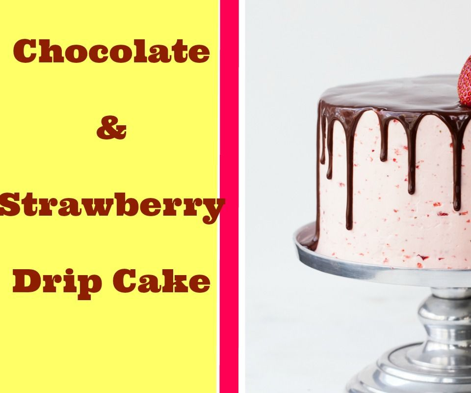 How to make Drip Cake Tutorial