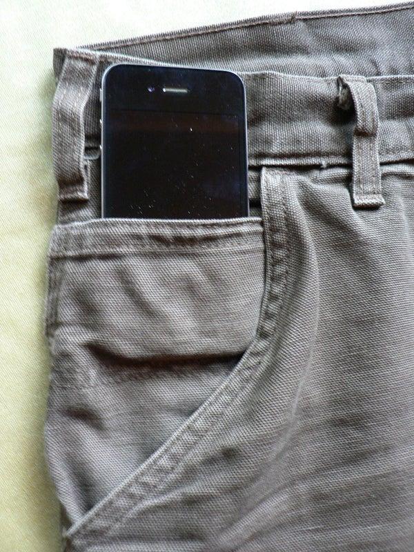 Unlock Carhartt's Secret IPhone Pocket