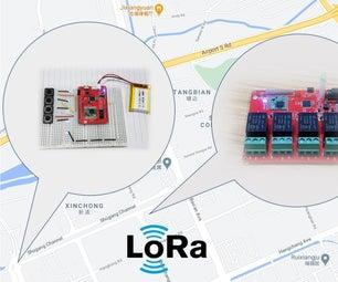 带Lora的无线控制