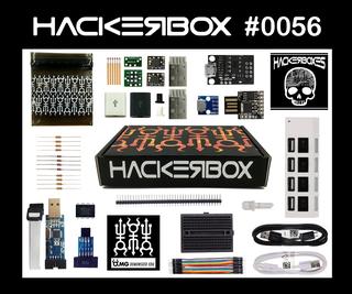 HackerBox 0056: Demon Seed