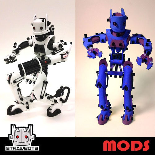 Strawbots: Mods