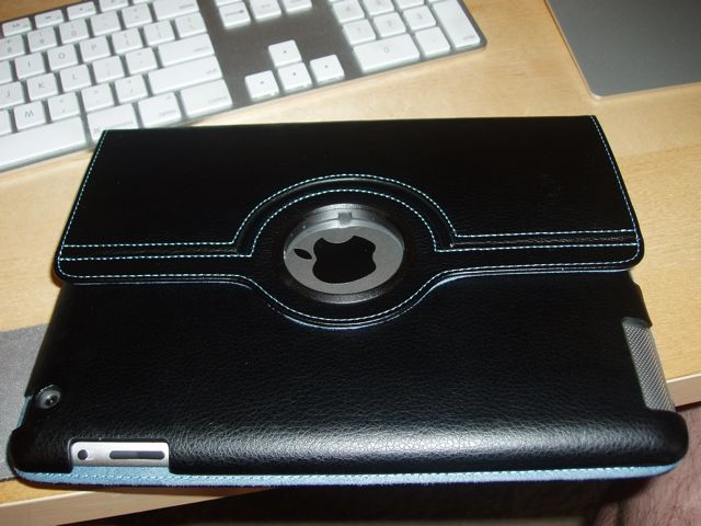 iPad 2 Cover Mod with Automatic Shutdown