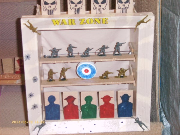 Airsoft Pop Up Targets