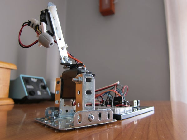 CatBot: Automated Cat Laser