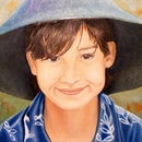 Traditional Portrait Painting Step by Step