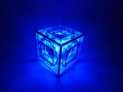 Finish Cube