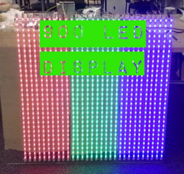 900 LED Display