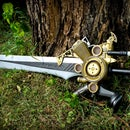 Noctis' Engine Blade - 3d Printed - Final Fantasy XV