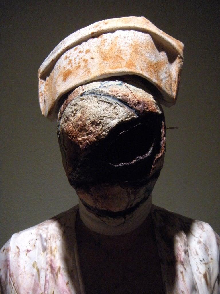 Silent Hill Bubblehead Nurse Mask