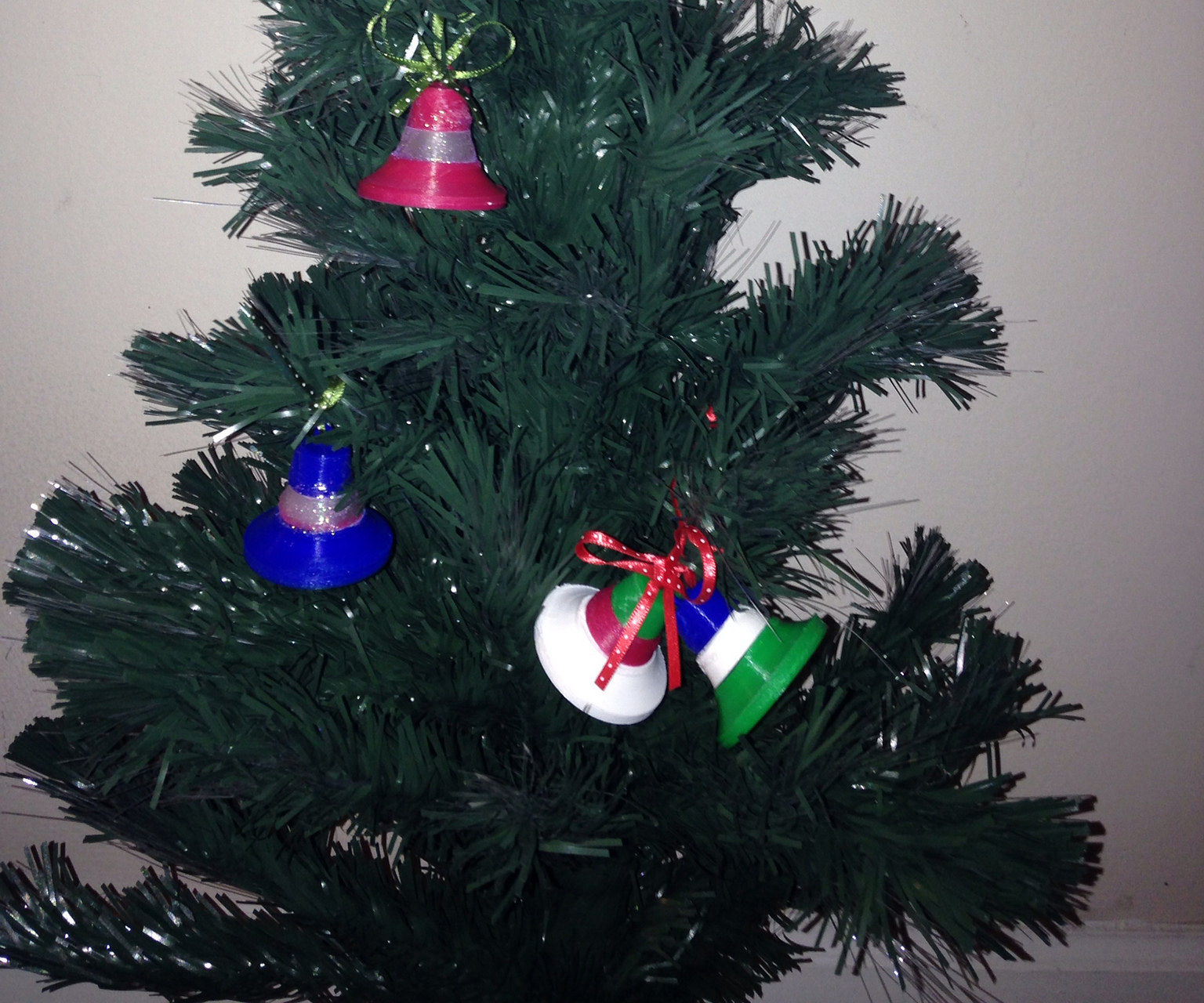 3D Printed Shining Bells
