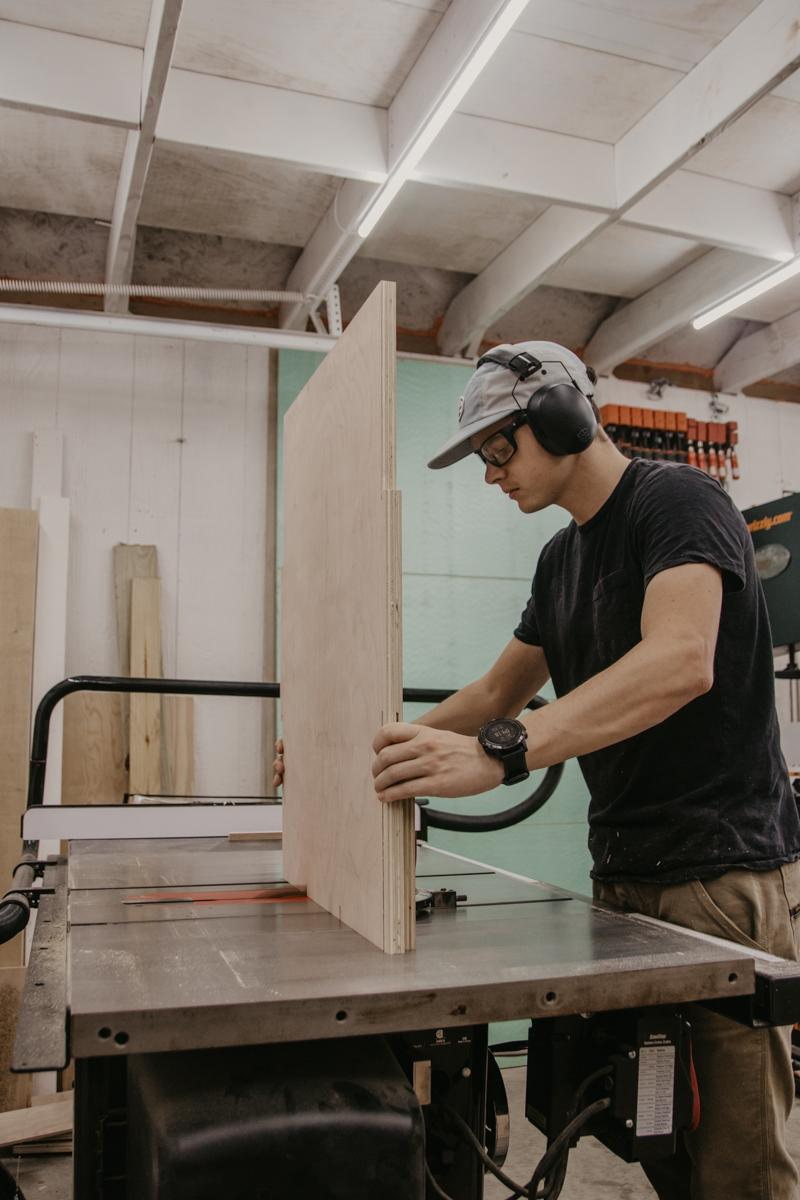 Making Tabs for Joinery