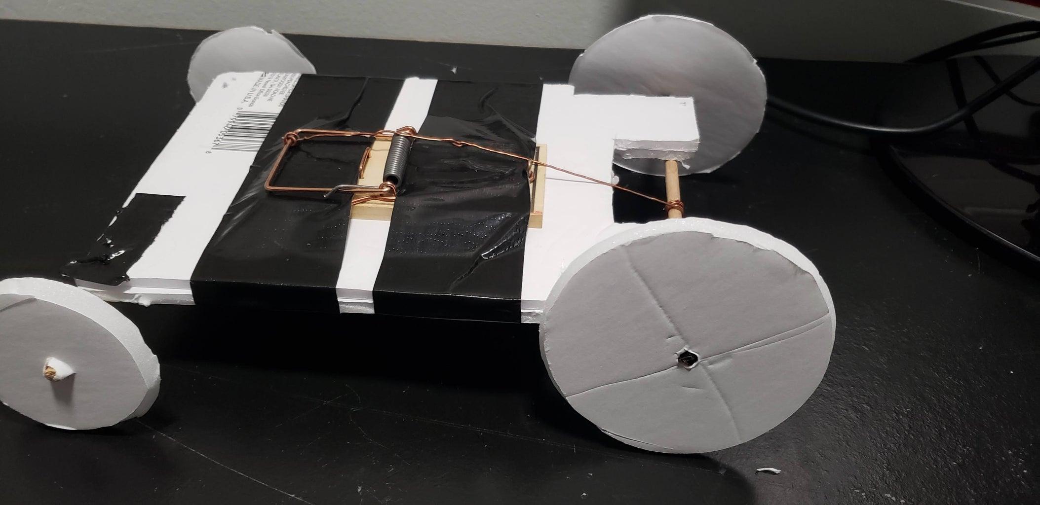 Making a Mousetrap Car