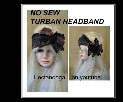 NEW SEW HEADBAND