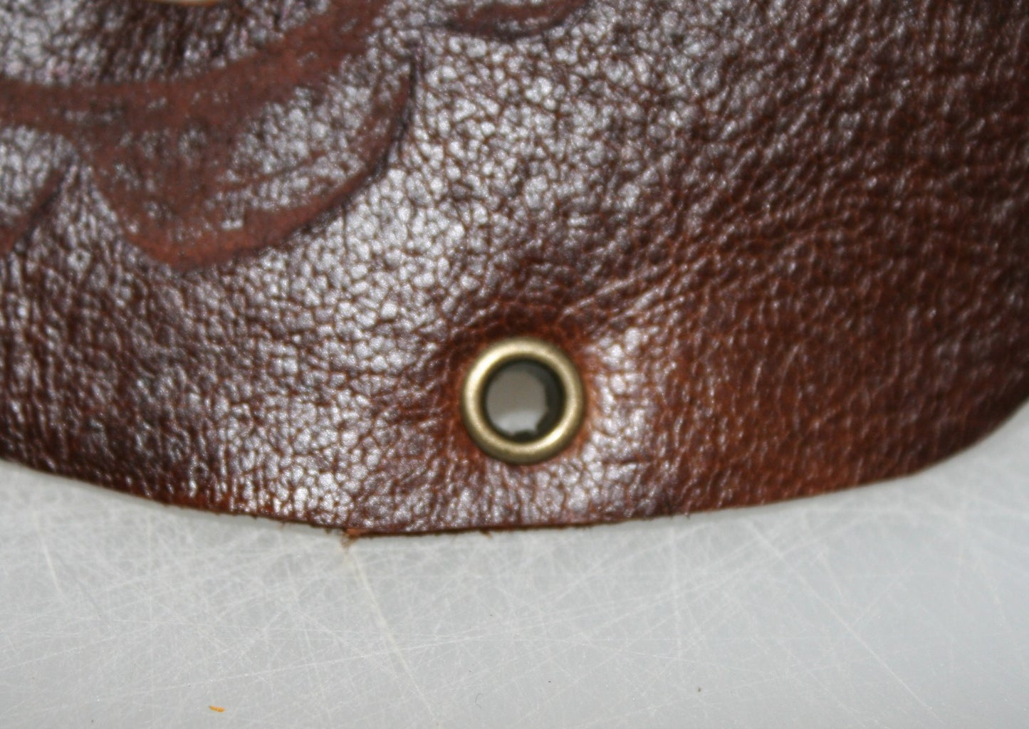 Add Eyelets for Lace