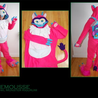 A Warm Stitch Suit in Any Size (including Adult Sizes)