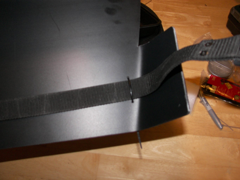 Make Belt Loops and Add Belt