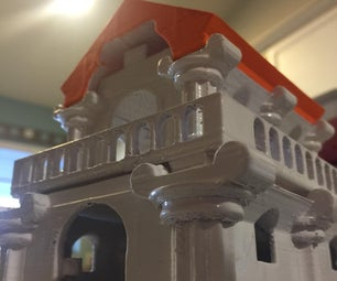 3D Printed: Roman Public Library