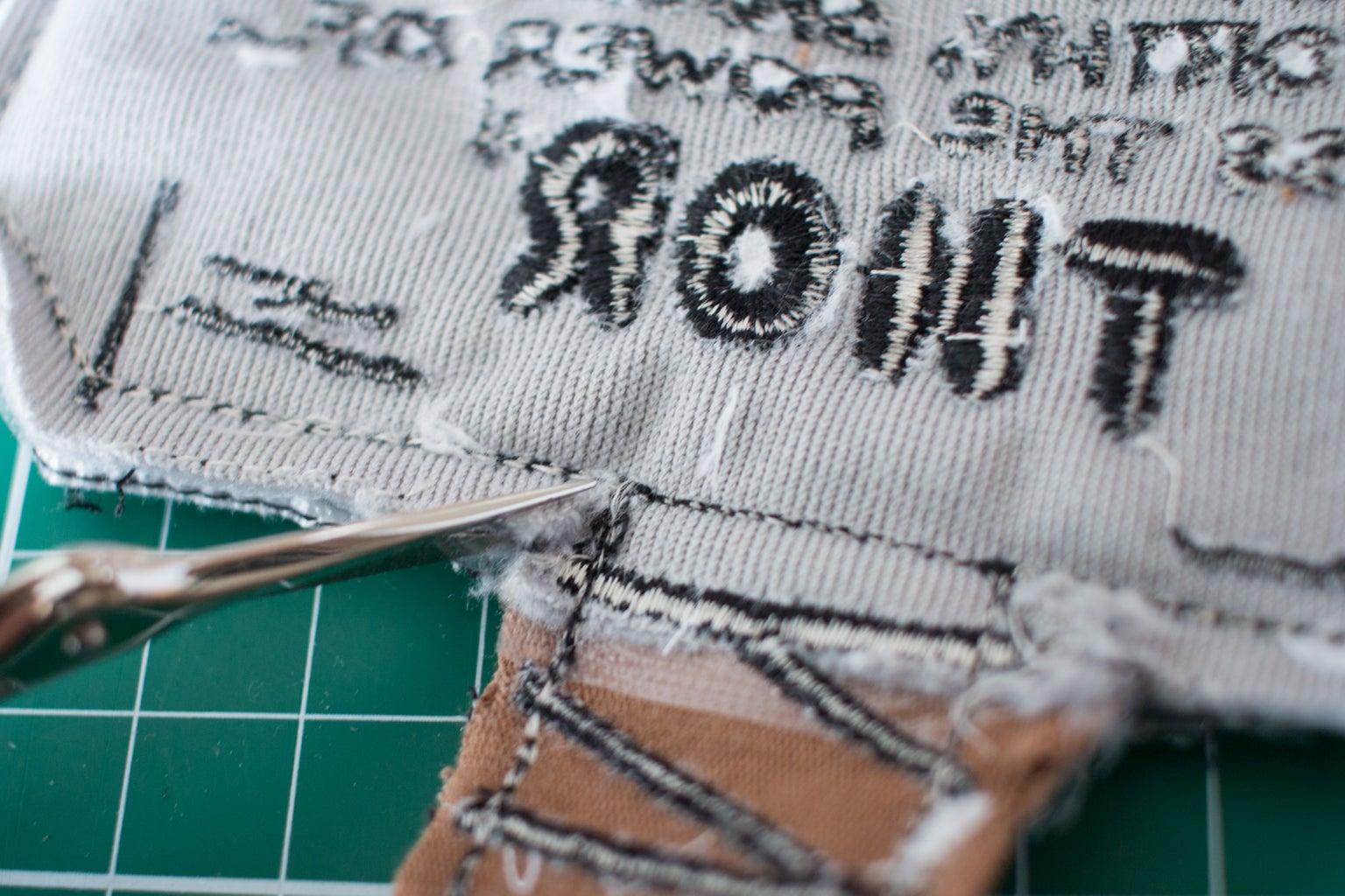 Turning the Fabric