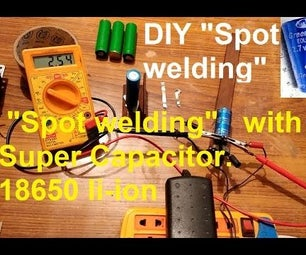 Easy Spot Welding Machine