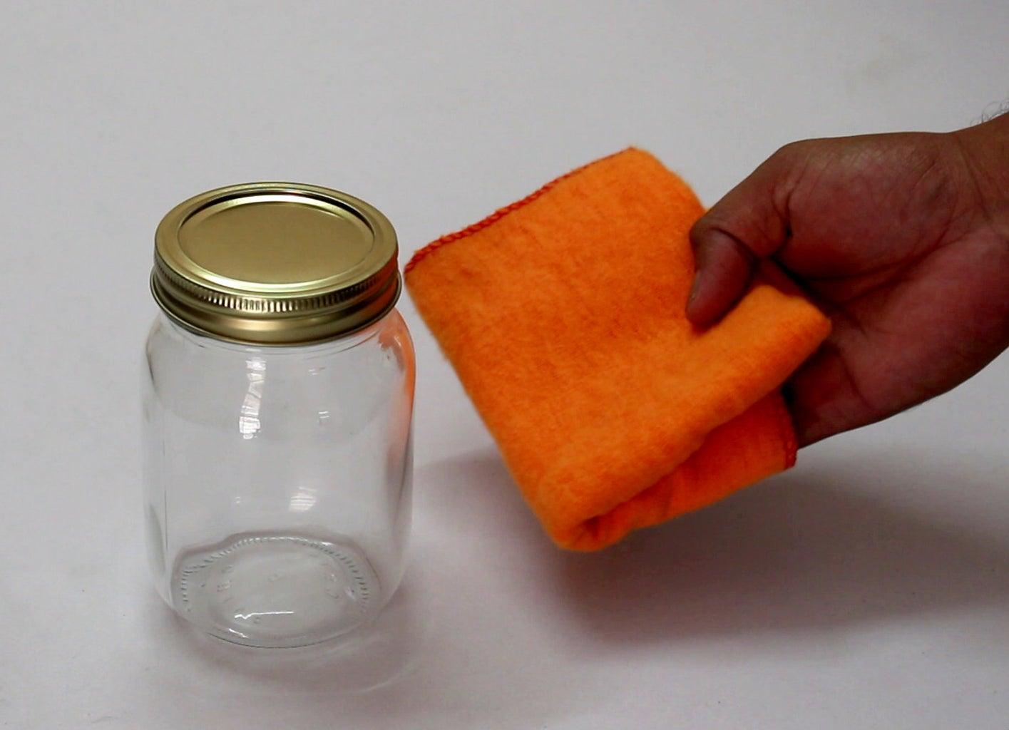 Clean the Jar